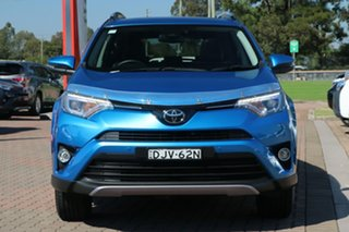 2016 Toyota RAV4 ASA44R Cruiser AWD Blue 6 Speed Sports Automatic SUV