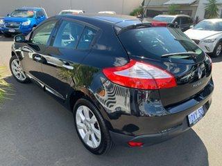 2011 Renault Megane III B32 Privilege Black 6 Speed Constant Variable Hatchback.