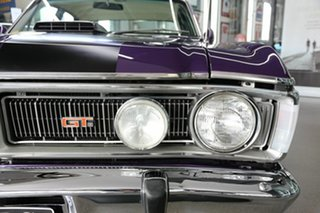 1971 Ford Falcon XY GT Purple 4 Speed Manual Sedan
