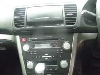 2007 Subaru Liberty B4 MY07 AWD Grey 4 Speed Sports Automatic Sedan