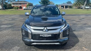 2019 Mitsubishi Triton MR MY20 GLS Double Cab Grey 6 Speed Sports Automatic Utility.