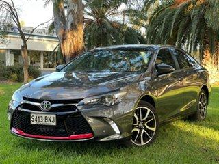2016 Toyota Camry ASV50R Atara SX Grey 6 Speed Sports Automatic Sedan.