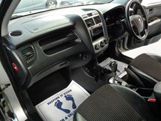 2008 Kia Sportage KM2 LX Grey 4 Speed Automatic Wagon