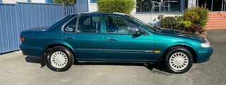 1998 Ford Falcon EL GLi Aqua/beige 4 Speed Automatic Sedan.