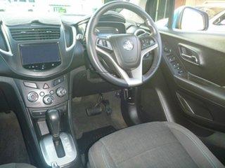 2015 Holden Trax TJ MY15 LS Blue 6 Speed Automatic Wagon