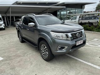2016 Nissan Navara D23 ST-X Grey 7 Speed Sports Automatic Utility.