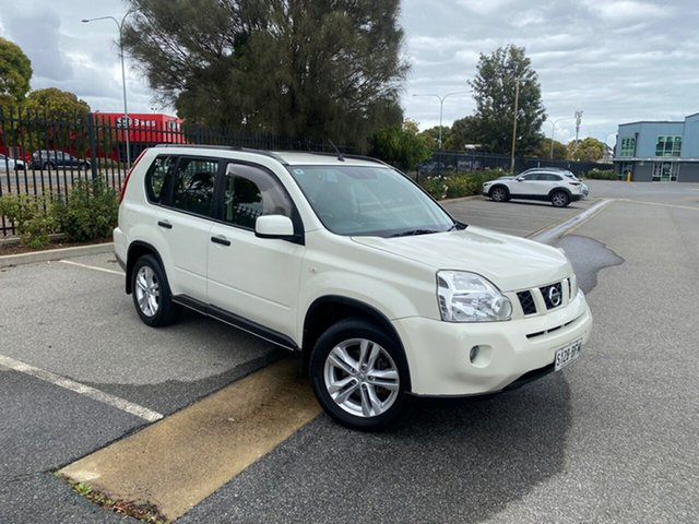 Used Nissan X-Trail T31 ST Mile End, 2008 Nissan X-Trail T31 ST White 1 Speed Constant Variable Wagon