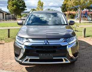 2019 Mitsubishi Outlander ZL MY19 ES 2WD Bronze 6 Speed Constant Variable Wagon