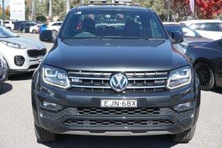 2020 Volkswagen Amarok 2H MY20 TDI580S 4MOTION Perm Grey 8 Speed Automatic Utility.