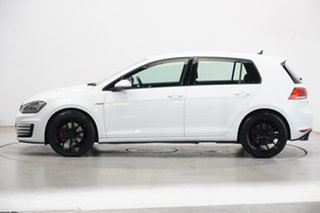 2015 Volkswagen Golf VII MY16 GTI DSG White 6 Speed Sports Automatic Dual Clutch Hatchback.