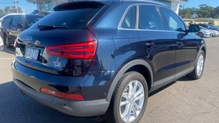 2014 Audi Q3 8U MY14 TFSI S Tronic Quattro Blue 7 Speed Sports Automatic Dual Clutch Wagon.