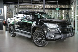2016 Holden Colorado RG MY16 Z71 Crew Cab Black 6 Speed Sports Automatic Utility.