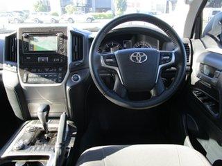 2019 Toyota Landcruiser VDJ200R GXL White 6 Speed Sports Automatic Wagon