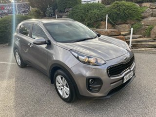 2016 Kia Sportage QL MY17 Si 2WD Grey 6 Speed Sports Automatic Wagon.