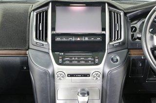 2017 Toyota Landcruiser VDJ200R MY16 VX (4x4) Silver 6 Speed Automatic Wagon