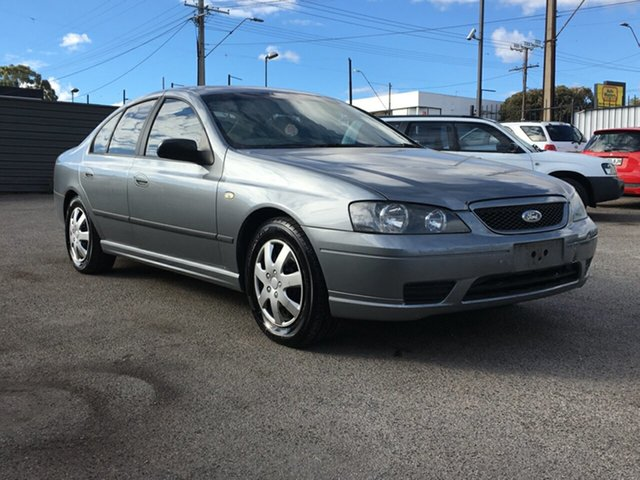 Used Ford Falcon BA Mk II XT Blair Athol, 2005 Ford Falcon BA Mk II XT Grey 4 Speed Sports Automatic Wagon