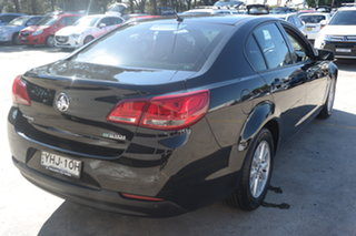 2013 Holden Commodore VF MY14 Evoke Black 6 Speed Sports Automatic Sedan