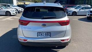 2017 Kia Sportage QL MY17 Si 2WD Premium Silver 6 Speed Sports Automatic Wagon