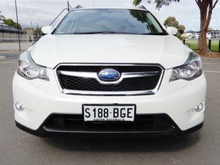 2015 Subaru XV G4X MY15 2.0i-S Lineartronic AWD White 6 Speed Constant Variable Wagon.