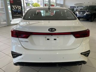 2019 Kia Cerato BD MY20 S Clear White 6 Speed Sports Automatic Sedan