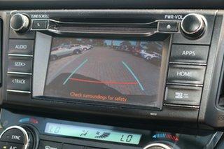 2016 Toyota RAV4 ALA49R GXL AWD Black 6 Speed Sports Automatic SUV