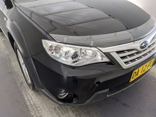 2011 Subaru Impreza G3 MY11 XV AWD Mizuno Black 5 Speed Manual Hatchback.