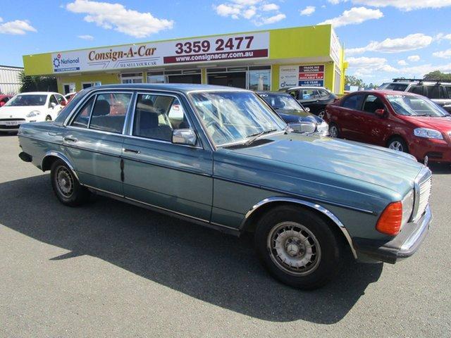 Used Mercedes-Benz 230E W123 Kedron, 1984 Mercedes-Benz 230E W123 Green 4 Speed Automatic Sedan