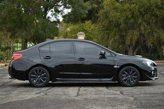 2014 Subaru WRX V1 MY15 Premium Lineartronic AWD Black 8 Speed Constant Variable Sedan