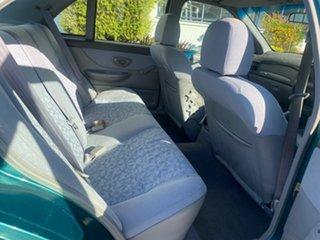 1998 Ford Falcon EL GLi Aqua/beige 4 Speed Automatic Sedan