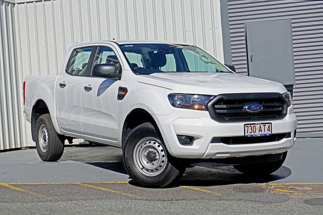 Used Ford Ranger PX MkIII 2020.75MY XL Springwood, 2020 Ford Ranger PX MkIII 2020.75MY XL White 6 Speed Sports Automatic Double Cab Pick Up