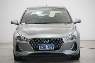 2017 Hyundai i30 PD MY18 SR D-CT Sparkling Metal 7 Speed Sports Automatic Dual Clutch Hatchback.