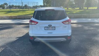 2016 Ford Kuga TF MY16.5 Trend AWD White 6 Speed Sports Automatic Wagon