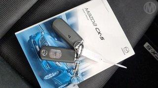 2016 Mazda CX-5 MY15 Maxx (4x4) Silver 6 Speed Automatic Wagon