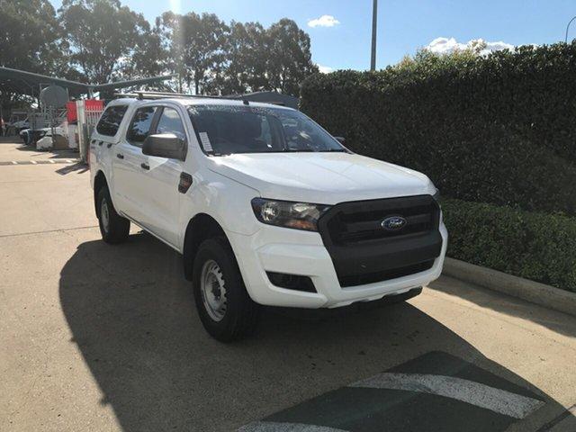 Used Ford Ranger PX MkII XL Hi-Rider Acacia Ridge, 2017 Ford Ranger PX MkII XL Hi-Rider White 6 speed Automatic Utility
