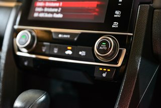 2017 Honda Civic 10th Gen MY16 RS Blue 1 Speed Constant Variable Sedan