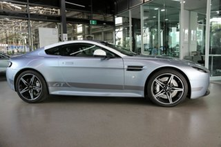 2016 Aston Martin V8 MY16 Vantage Sportshift II GT Silver 7 Speed Seq Manual Auto-Clutch Coupe
