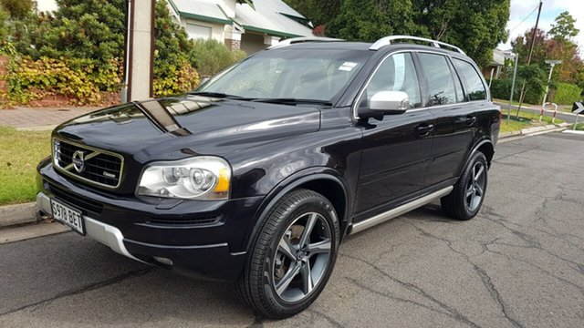 Used Volvo XC90 MY14 3.2 R-Design Prospect, 2014 Volvo XC90 MY14 3.2 R-Design 6 Speed Automatic Geartronic Wagon