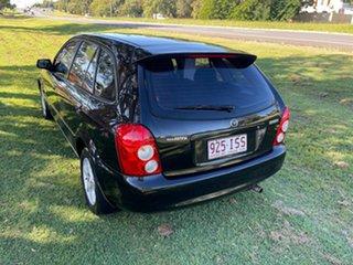 2003 Mazda 323 BJ II-J48 Astina Black 4 Speed Automatic Hatchback