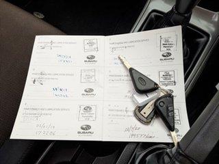 2011 Subaru Impreza G3 MY11 XV AWD Mizuno Black 5 Speed Manual Hatchback
