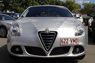 2014 Alfa Romeo Giulietta Series 0 MY13 Distinctive TCT JTD-M Silver 6 Speed.