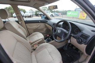2000 Volkswagen Golf 4th Gen GL Black 5 Speed Manual Hatchback
