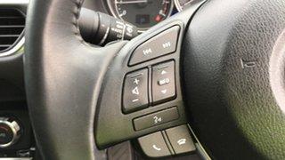 2016 Mazda 6 GJ1032 Sport SKYACTIV-Drive Red/Black 6 Speed Sports Automatic Sedan