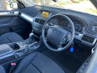 2008 Ford Falcon FG Ute Super Cab Blue 5 Speed Sports Automatic Utility