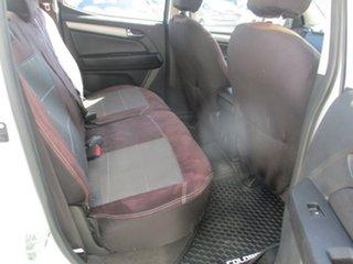 2017 Holden Colorado RG MY18 LTZ (4x4) White 6 Speed Automatic Crew Cab Pickup