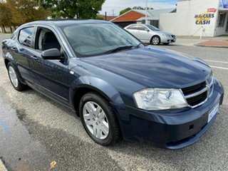 2007 Dodge Avenger JS SX Blue 4 Speed Automatic Sedan