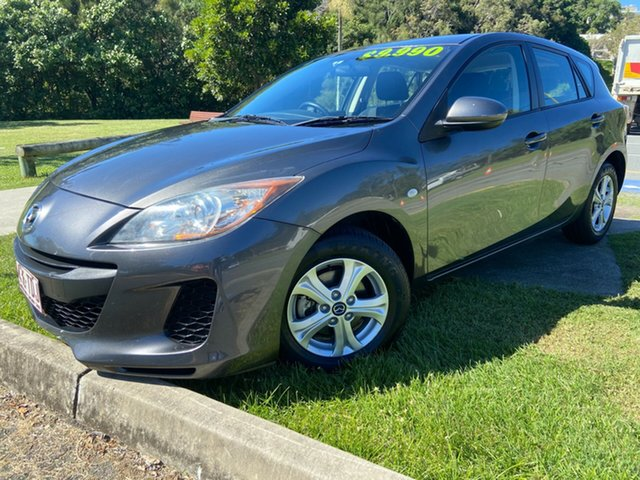 Used Mazda 3 BL10F2 MY13 Neo Tugun, 2013 Mazda 3 BL10F2 MY13 Neo Grey 6 Speed Manual Hatchback