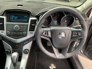 2012 Holden Cruze JH Series II MY12 CD Silver 6 Speed Sports Automatic Sedan