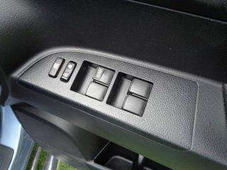 2009 Toyota Kluger GSU45R Altitude AWD Blue 5 Speed Sports Automatic Wagon