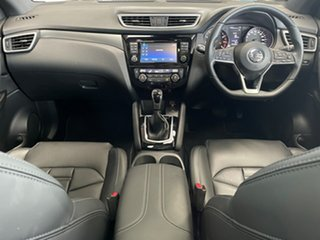 2019 Nissan Qashqai J11 Series 2 Ti X-tronic Gun Metallic 1 Speed Constant Variable Wagon