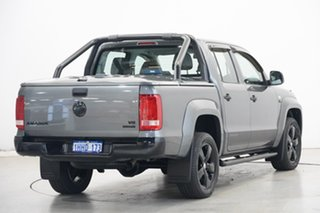 2019 Volkswagen Amarok 2H MY20 TDI550 4MOTION Perm Core Grey 8 Speed Automatic Utility
